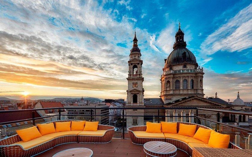<p>77. Aria Hotel, Budapeşte, Macaristan</p>