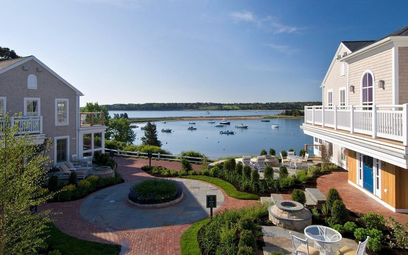 <p>54. Wequassett Resort & Golf Club, Chatham, ABD</p>