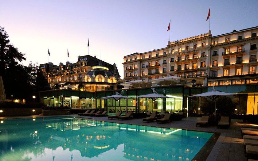 <p>57. Beau-Rivage Palace, Lozan, İsviçre</p>