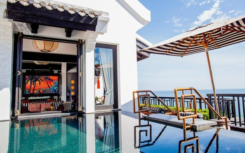 <p>100. InterContinental Danang Sun Peninsula Resort, Vietnam</p>
