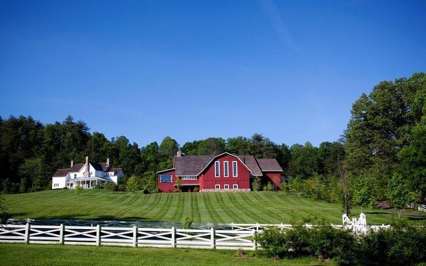 <p>46. Blackberry Farm, Tennessee, ABD</p>