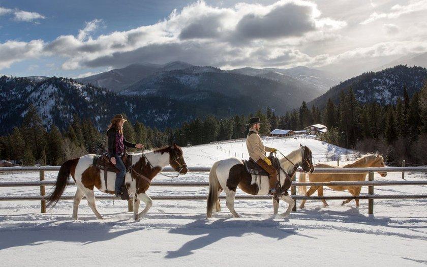 <p>7. Triple Creek Ranch, Montana, ABD</p>
