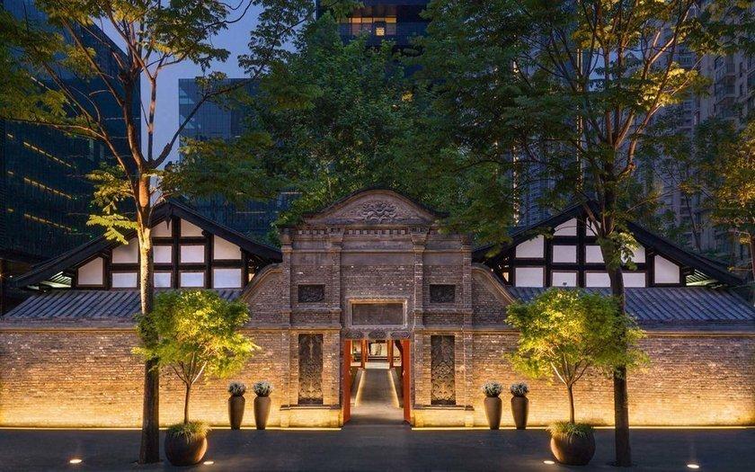 <p>19. Temple House, Chengdu, Çin</p>