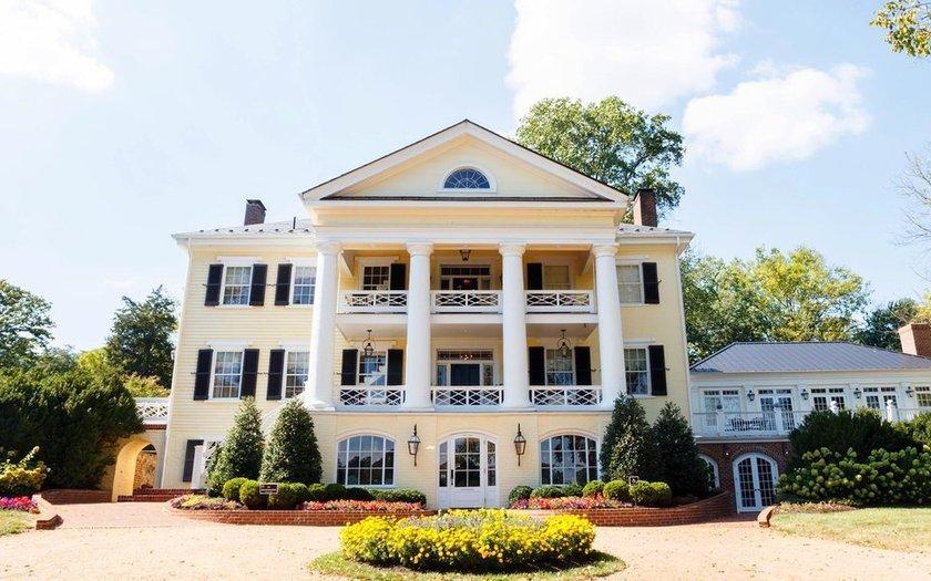 <p>9. Inn at Willow Grove, Virginia, ABD</p>