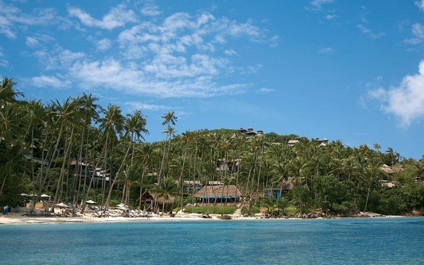 <p>37. Four Seasons Resort, Koh Samui, Tayland</p>