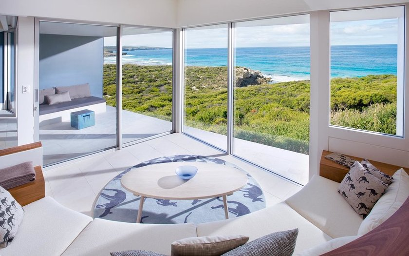 <p>47. Southern Ocean Lodge, Kanguru Adası, Avustralya</p>