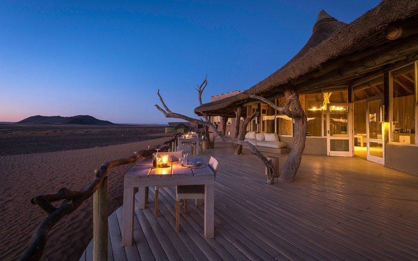 <p>99. Wilderness Safaris Little Kulala, Sossusvlei, Namibya</p>