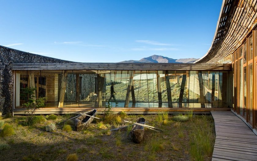 <p>98. Tierra Patagonia Hotel & Spa, Torres del Paine Milli Parkı, Şili</p>