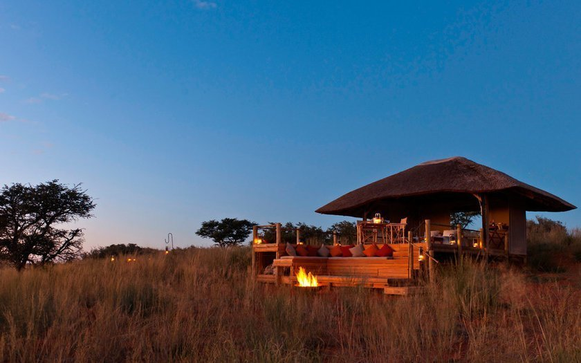 <p>6. Tswalu Kalahari, Kalahari Çölü, Güney Afrika</p>
