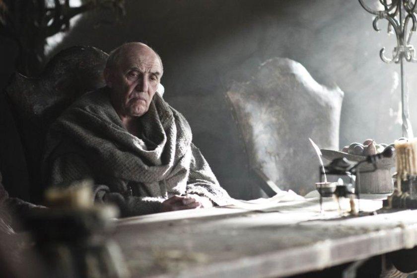 <p>Maester Luwin</p>
