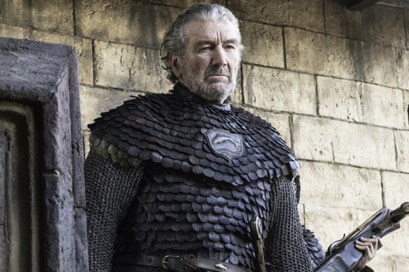 <p>Brynden Tully (The Blackfish)</p>