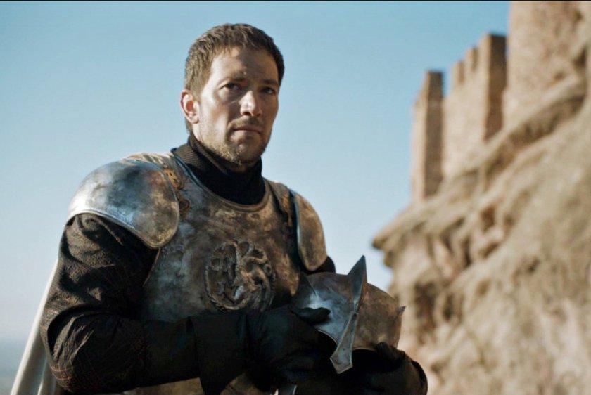 <p>Ser Arthur Dayne</p>