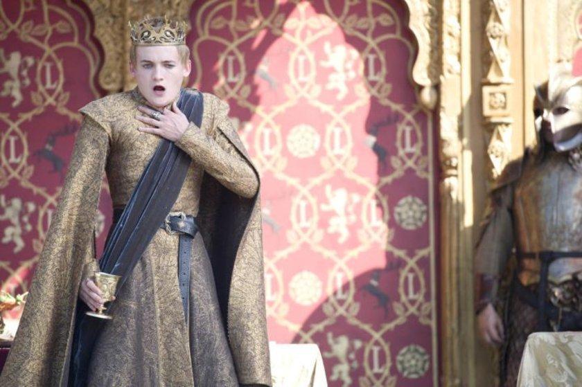 <p>Joffrey Baratheon</p>
