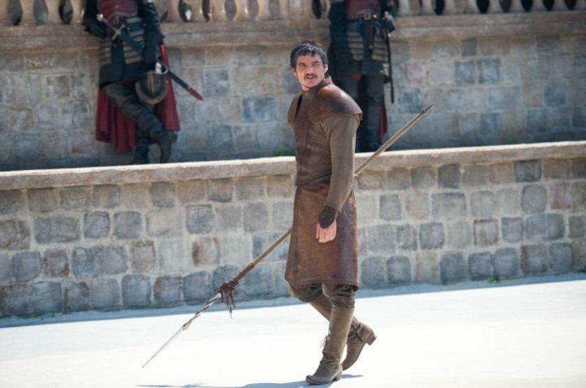 <p>Oberyn Martell</p>