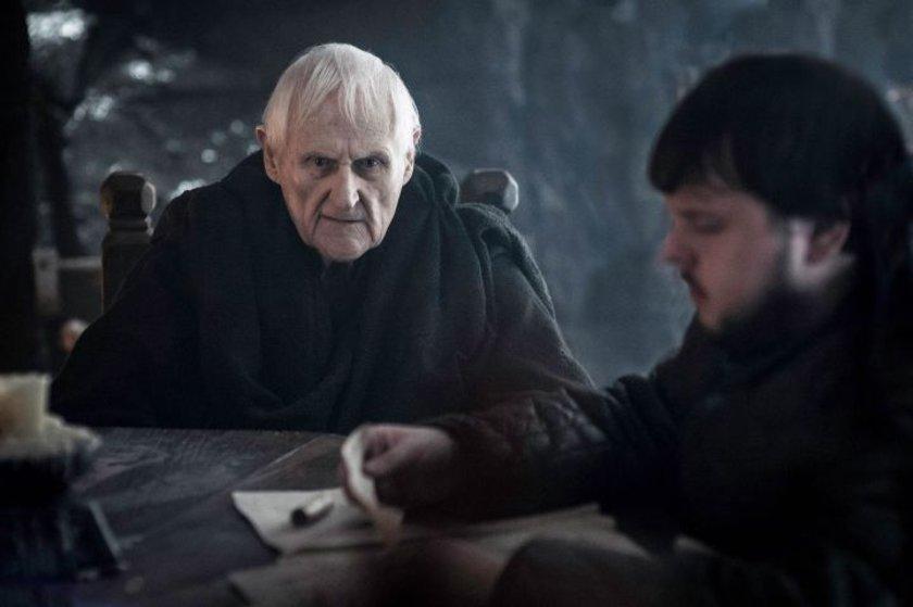<p>Maester Aemon</p>