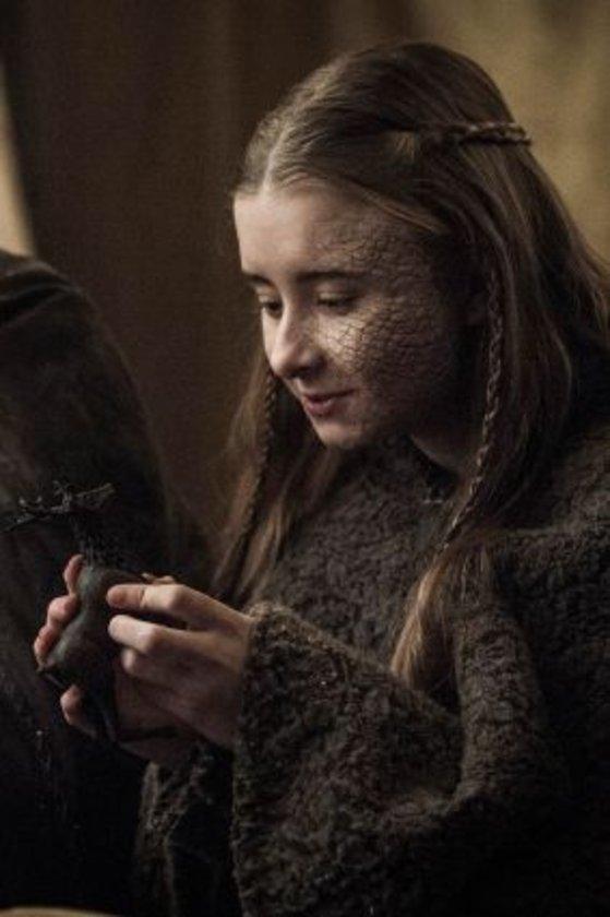 <p>Shireen Baratheon</p>