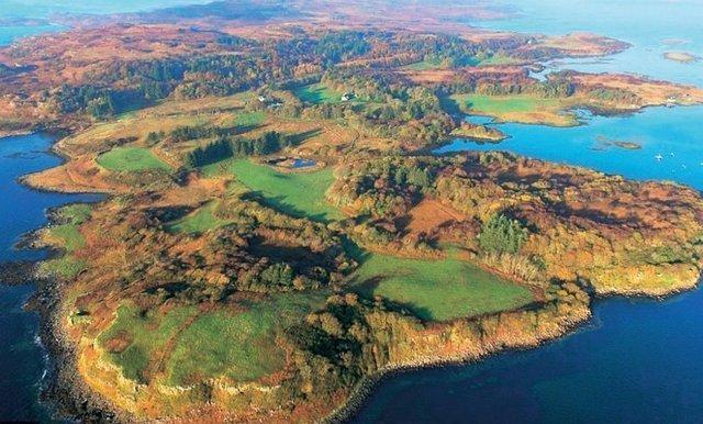 İskoçya, Britanya Adaları arasındaki ikinci büyük ada olan Ulva'yı satışa çıkardı.