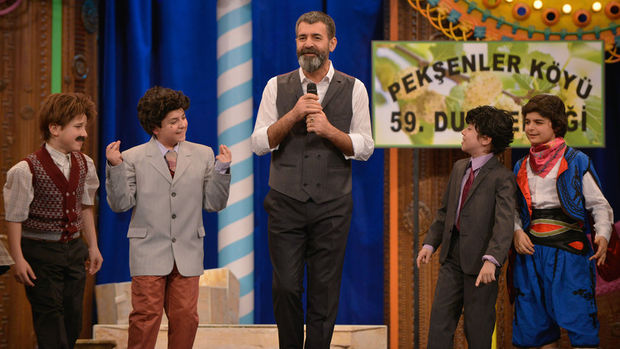 Güldüy Güldüy Show Çocuk 25. Bölüm Fotoğrafları
