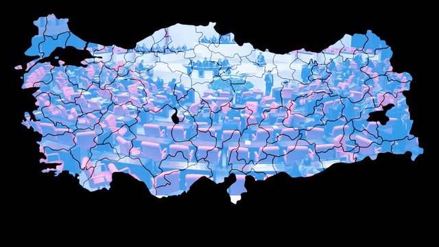 Resmi Gazete'nin bugünkü sayısında yer alan Yüksek Seçim Kurulu (YSK) kararına göre, illerin çıkaracağı milletvekili sayıları, anayasa değişikliği ile getirilen 600 milletvekili sayısına göre yeniden hesaplandı. İşte il il yeni sayılar...