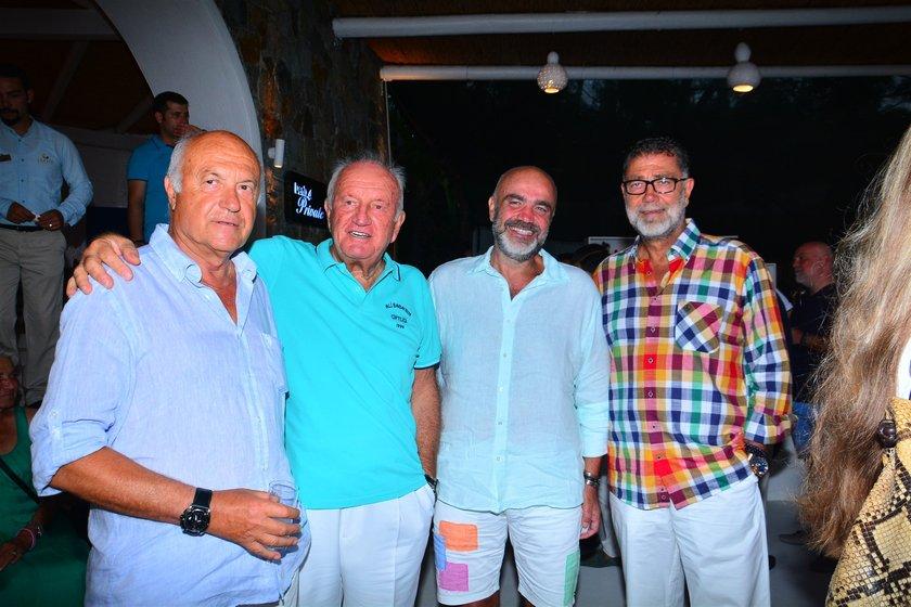 <p>ALİ ŞEN, CİHAN KAMER, RECAİ &Ccedil;AKIR</p>