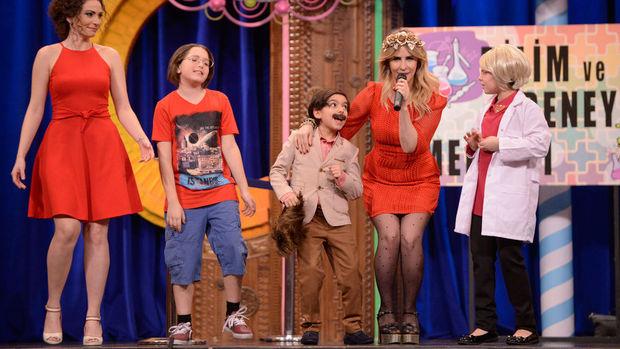 Güldüy Güldüy Show Çocuk 28. Bölüm Fotoğrafları