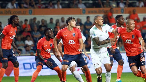 Başakşehir - Bursaspor maçı fotoğrafları