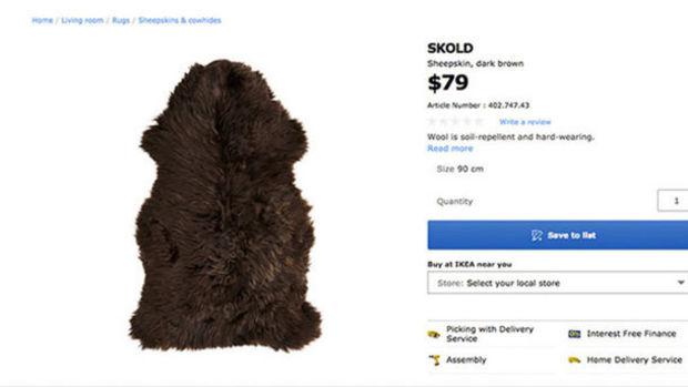 Ikea'dan 'Jon Snow pelerini yapma kılavuzu'