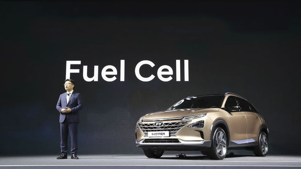Hyundai'den yeni elektrikli araç