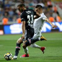 Dünya Kupası 2014 Kasımpaşa - Beşiktaş maçı fotoğrafları