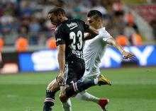 Kasımpaşa - Beşiktaş maçı fotoğrafları