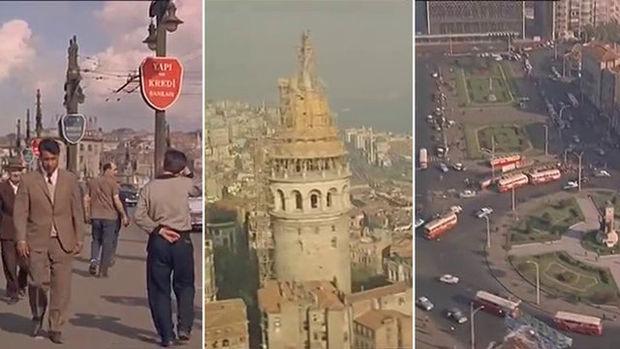 50 yıl önce İstanbul!