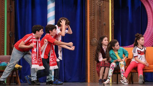 Güldüy Güldüy Show Çocuk 30. Bölüm Fotoğrafları