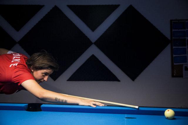 Kadın bilardocu Eylül Kibaroğlu yaptığı açıklamada, 2007 yılında Çekya'da kazandığı Avrupa şampiyonluğu ile ilgili konuştu.