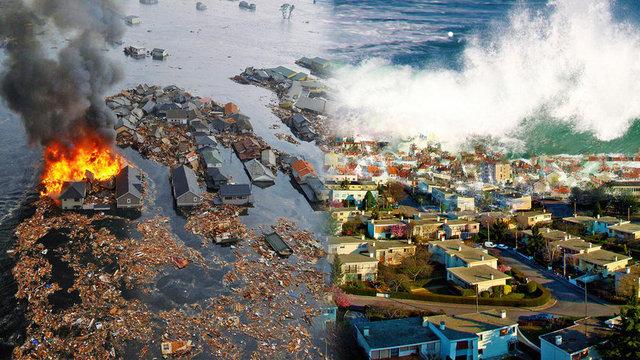 İşte dünya tarihinde yaşanan en büyük 20 deprem...