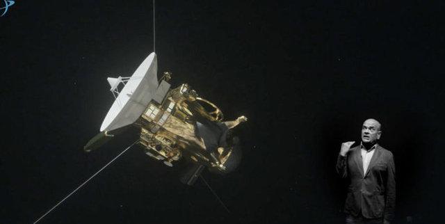 Satürn sisteminde 13 yıldır büyük keşifler yapan Cassini Satürn'e 15 Eylül 14:55'te çarptırılacak