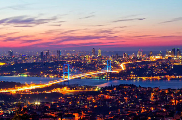 İSTANBUL Km2'ye düşen kişi sayısı: 2710,88
