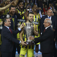 Dünya Kupası 2014 Fenerbahçe Doğuş kupayı böyle aldı!