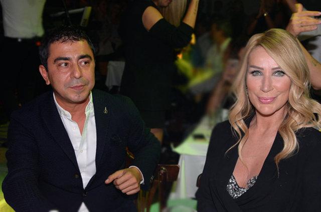 Seda Sayan, önceki akşam işadamı Murat Karabova'yla birlikte bir gece kulübünde sahne alan meslektaşı Emre Altuğ'u izledi.