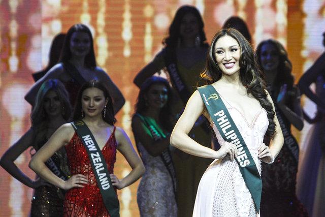 Birleşmiş Milletler (BM) tarafından çevre ve doğal yaşamın korunması ve insani sorunlara dikkat çekmek amacıyla düzenlenen 'Yeryüzü Güzeli' yarışması Filipinler'de yapıldı.