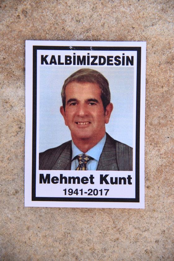 <p>MEHMET KUNT</p>