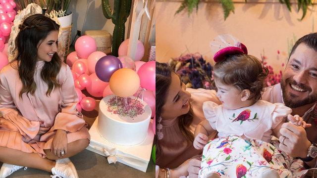 Fatih Terim'in kızı Buse, 2014'te Volkan Bahçekapılı ile evlenmiş, 21 Ekim 2016'da kızı Nil'i dünyaya getirmişti.
