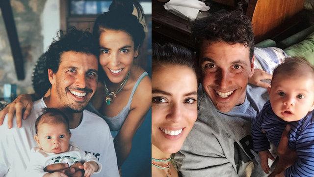 Sunucu Tanem Sivar, işadamı Edhem Dirvana ile 2015'te evlenmişti. Çiftin ağustos ayında bir oğulları oldu.