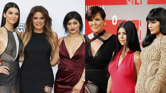 """ABD'de yayın yapan kanal, 2007 yılından beri yayında olan ve Kardashian Ailesi'nin şöhretine büyük katkısı bulunan """"Keeping Up With The Kardashians"""" adlı reality show programını beş sezon daha devam ettirme kararı aldı."""