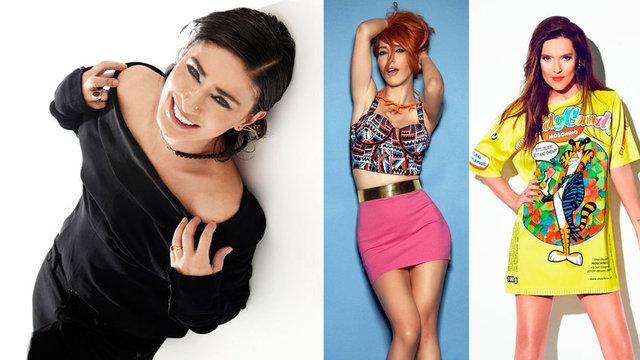Müzik dünyasının iki ezeli rakibi Demet Akalın ile Hande Yener, aynı projede buluşuyor!