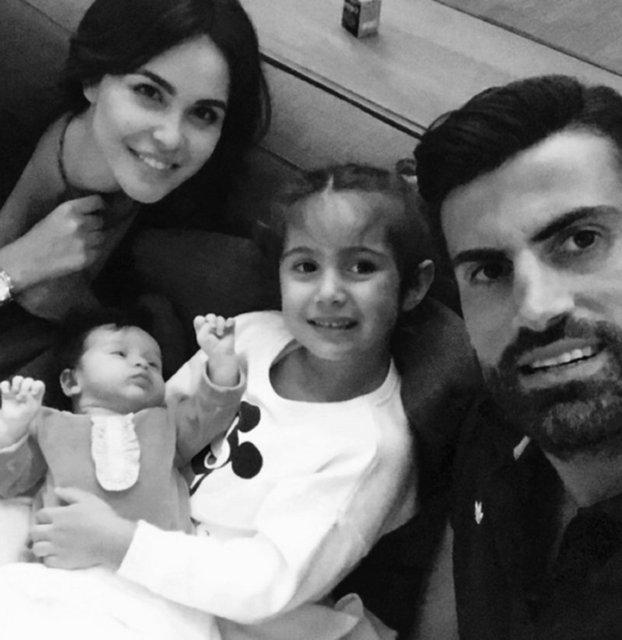 Zeynep Sever Demirel, eşi Volkan Demirel'in doğum gününü sosyal medyada paylaştığı duygusal bir fotoğrafla kutladı.