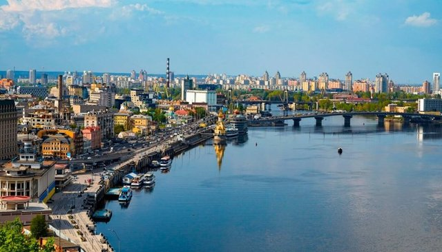 100. Kiev, Ukrayna Mutluluk puanı: 1.00
