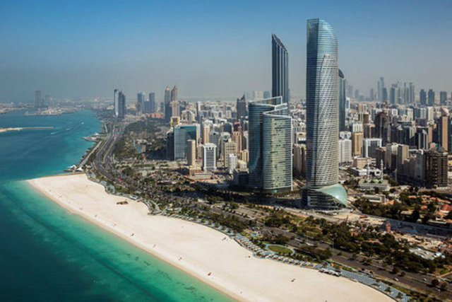 1. Abu Dabi, Birleşik Arap Emirlikleri Güvenlik puanı: 10.00
