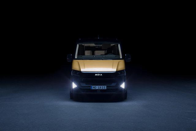 Volkswagen MOIA için üretilen elektrikli van sayısı 7 yıl içinde 1 milyon adede ulaşacak. İlk 200 araç 2018 yılında yollarda olacak.