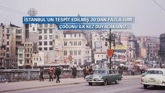 Gazete Habertürk'ün haberine göre, yazar Ümit Meriç, Dolmabahçe Sarayı'nda verdiği 'Geçmişten Günümüze İstanbul' konferansında dünyada hiçbir şehrin İstanbul kadar çok ismi olmadığını belirtti. İşte o isimler...