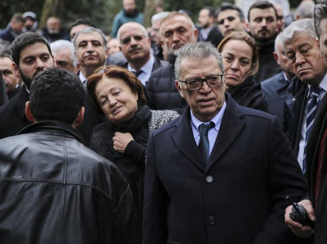 Eski Başbakan Mesut Yılmaz'ın oğlu Yavuz Yılmaz bugün son yolculuğuna uğurlandı